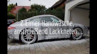 Porsche Detailing