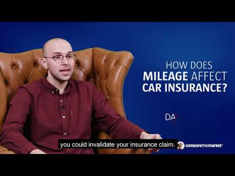 How Does Mileage Affect Car Insurance?   Compare The Market