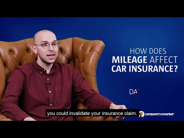 How Does Annual Mileage Affect The Cost Of Car Insurance Compare The Market