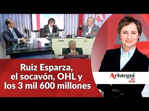 Aristegui en Vivo 22 de Agosto