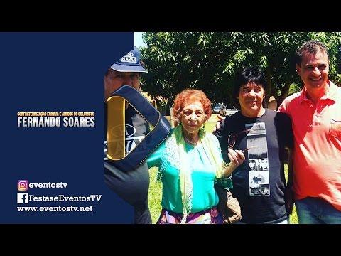 Confraternização Família e amigos do Colunista Fernando Soares