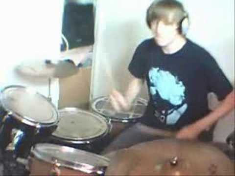 Drumming to the Kinks song King Kong