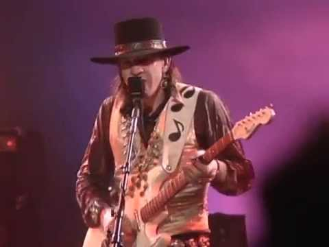 Stevie Ray Vaughan Cold Shot