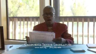Lake County Views - California Senior Legislature