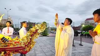 Thánh Lễ Mừng Kính Tổng Lãnh Thiên Thần Micae Gx Kiên Lao  2017
