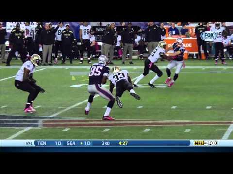 New England Patriots   New Orleans Saints 13 10 13