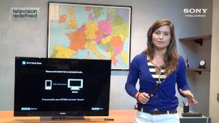 Wifi Direct on SONY Bravia Tv thumbnail