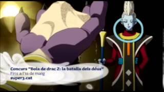 Promoción del canal Super 3 para Dragon Ball Z Battle of Gods [Mision Tokyo TV]