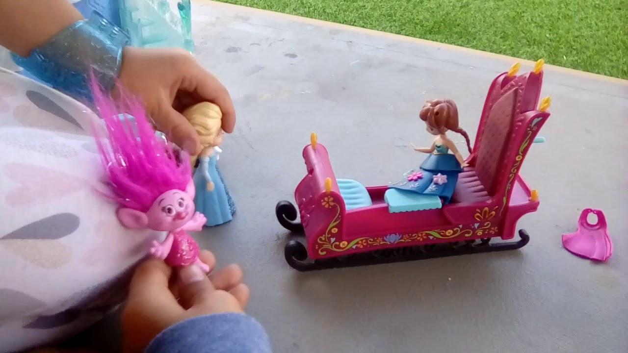 Download Elsa's self rising castle! // Anna's Birthday!! // Princess Leona