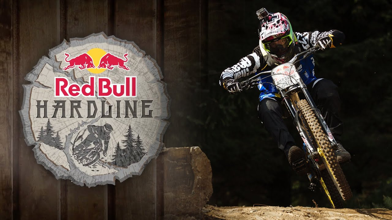 Joe Smith GoPro - Red Bull Hardline - YouTube