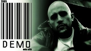 DEMO - MÁS ALLÁ (FULL ALBUM RAP)