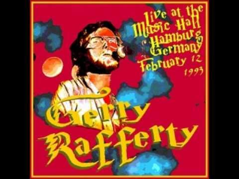 Gerry Rafferty (live) - Don't Give Up On Me