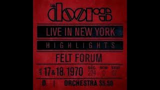 The Doors Live in New York Disc 5 y 6 (January 18, 1970, 2nd show)