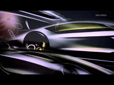 Мегазаводы: производство автомобилей Lamborghini (HD качество)