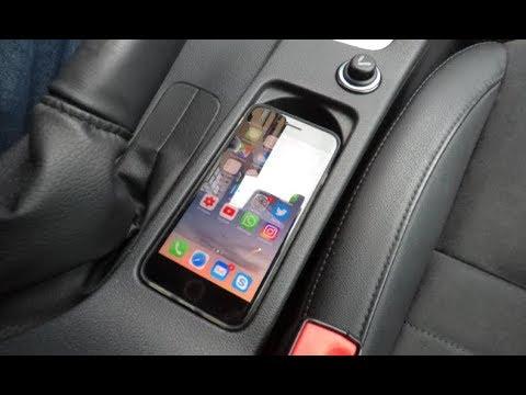 Škoda Octavia 3 - iPhone holder