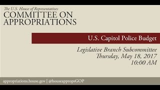 Hearing: U.S. Capitol Police Budget (EventID=105957)