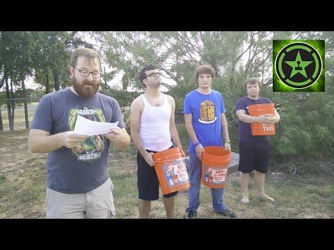 Achievement Hunter Accepts the Ice Bucket Challenge