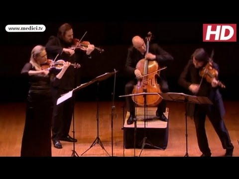 Artemis Quartet - Fuga del Angel by Piazzolla and Bach