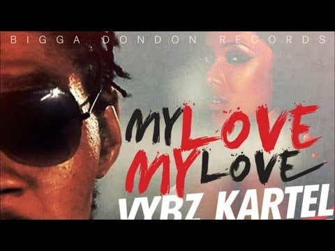 Vybz Kartel Aka Addi innocent - My Love My Love [Set Straight Riddim] April 2014