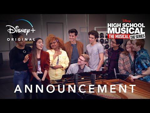 Season 2 Announcement | High School Musical: The Musical: The Series | Disney+