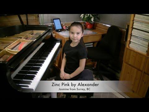 Celebration Series® Video Countdown - Zinc Pink by Dennis Alexander - Jasmine