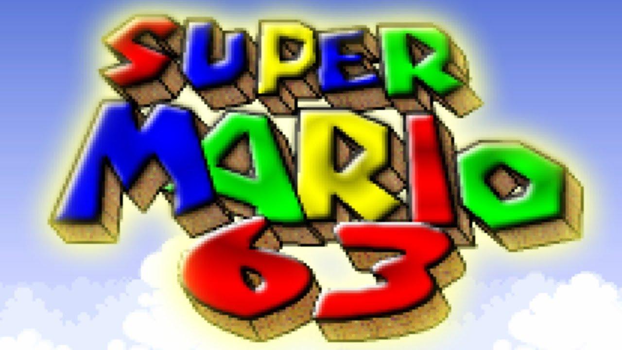 Super Mrio 63