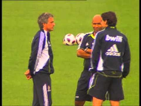 José Mourinho Interview after the match against Deportivo 2010-10-03.