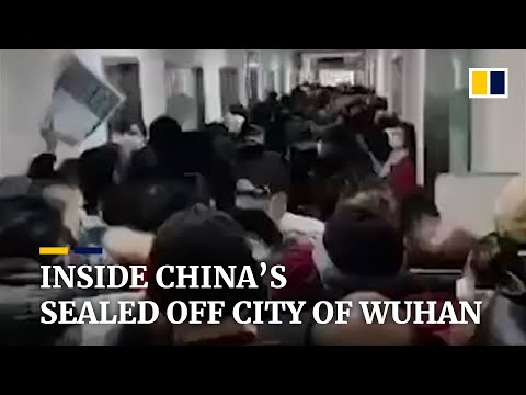 China Coronavirus: A Look Inside The Sealed Off City Of Wuhan