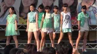 Fairies ☆ 2012.07.28 東京ドームシティラクーア 1630 Tweet Dream
