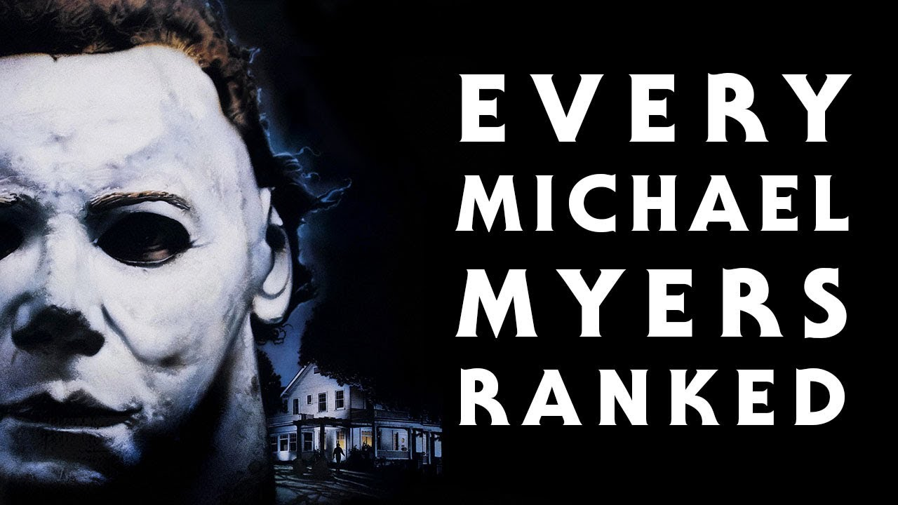 Every Michael Myers Ranked from the Halloween Series