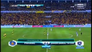 Liga Super Malaysia 2014 - Pahang 3-2 Johor Darul Takzim ( MatchDay 4 )