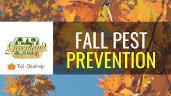 Fall Pest Prevention - Best Gardening Advice
