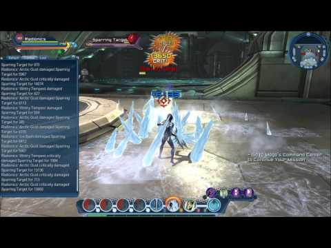 DC Universe Online - DPS - Mods VS No Mods