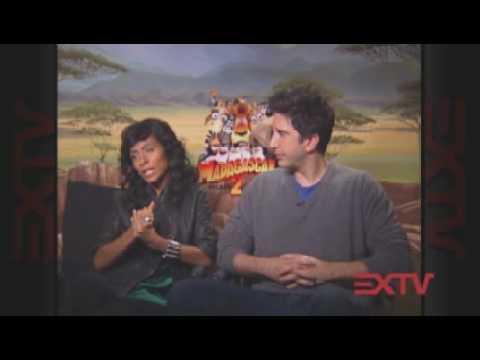 Madagascar 2 Cast Interview