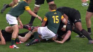 2016 Rugby Championship Rd 6: South Africa v New Zealand
