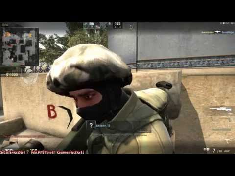 CS:GO Hacker, South Africa, lets report