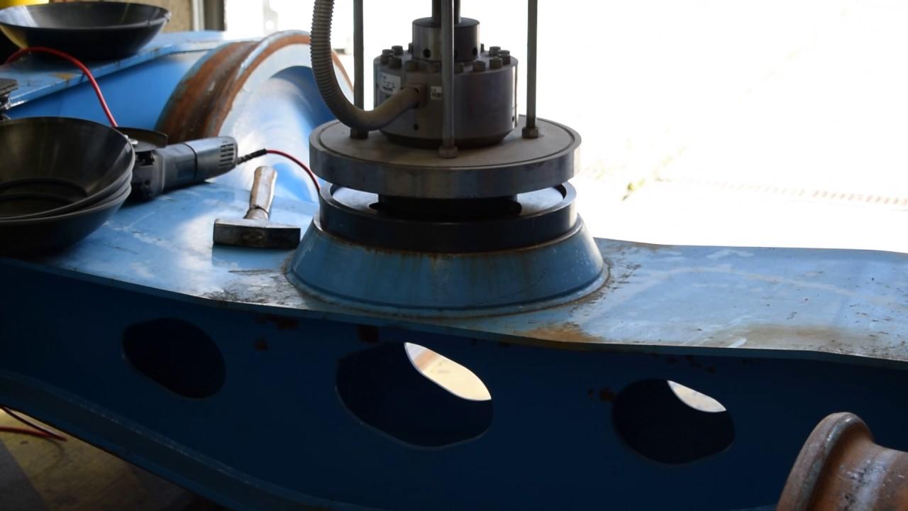 Feldbinder Railko CPL 2 fitting Test 21 06 2017