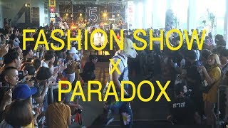 FASHION SHOW x PARADOX @ CAT T SHIRT 5