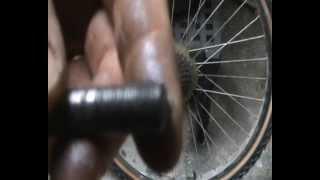 Video como enderezar un eje en rueda de bici y reparar la rosca download MP3, 3GP, MP4, WEBM, AVI, FLV Juli 2018