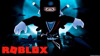 Roblox - VIRE UM NINJA NO ROBLOX !!