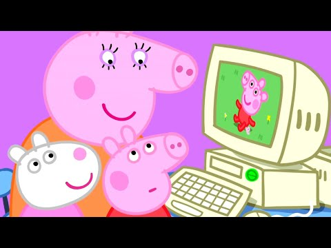 Peppa Pig Official Channel | Peppa Pig Celebrates Mother's Day