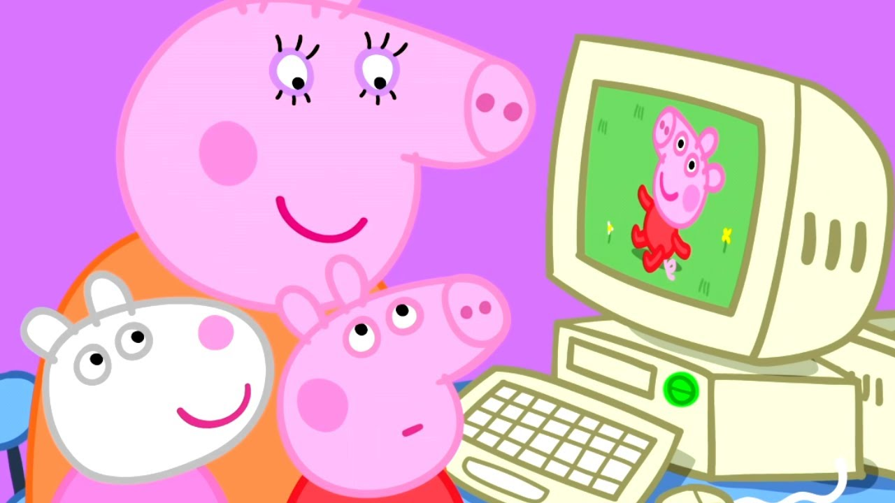 Peppa Pig Official Channel Peppa Pig Celebrates Mother S Day