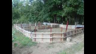 Homestead Pigs: Build a Pig Pen