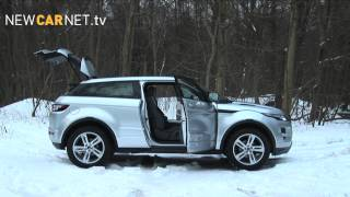 Range Rover Evoque : Car Review
