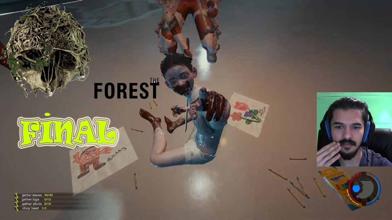 theme of truce in the forest