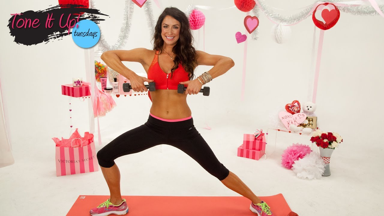 Love Your Arms Routine With Karena! | Tone It Up Love Your Body Series