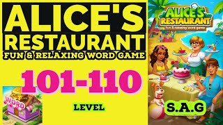Alice's Restaurant - Fun & Relaxing Word Game Competitors List