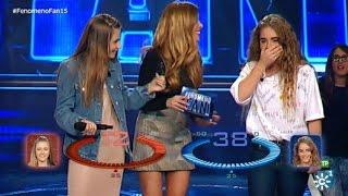 Fenómeno Fan (T2) | Sara pasa directamente a Semifinales