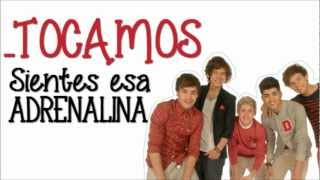 One Direction || Kiss You - [Traducido al Español]