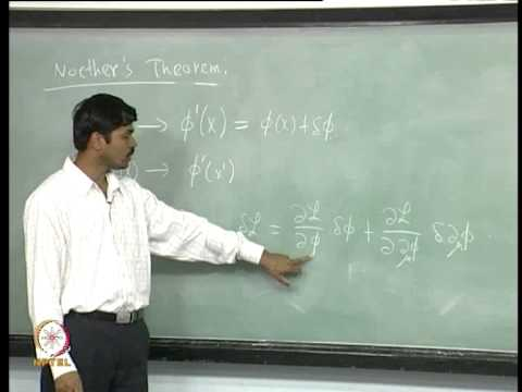 Mod-01 Lec-02 Introduction to Classical Field Theory